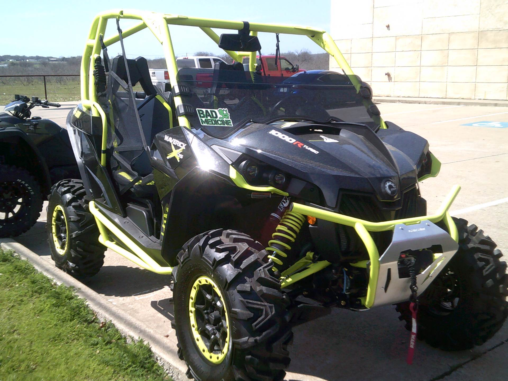 2016 Can-Am Maverick X ds Turbo in Burleson, Texas - Photo 4