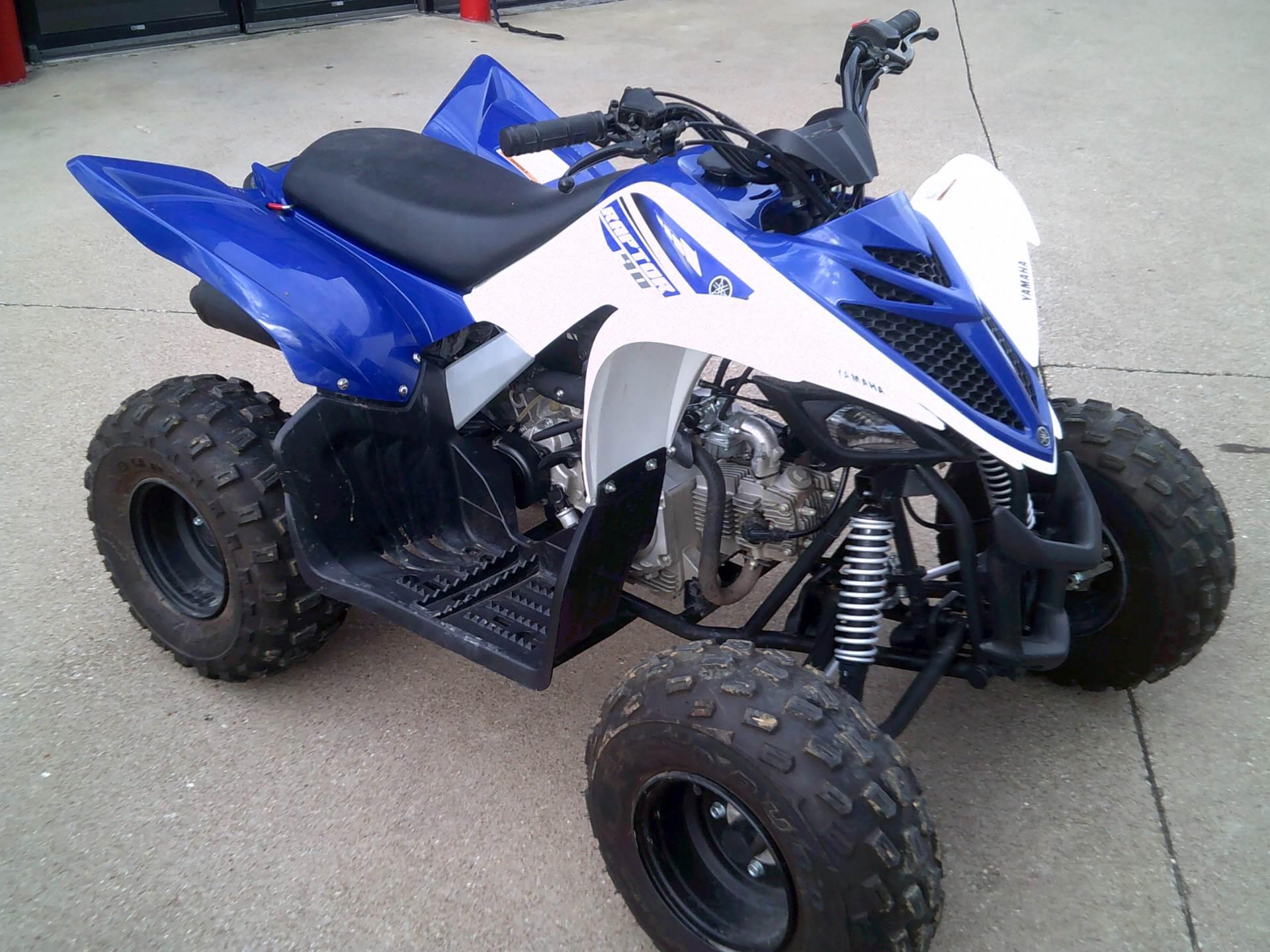 2016 Yamaha Raptor 90 for sale 4645