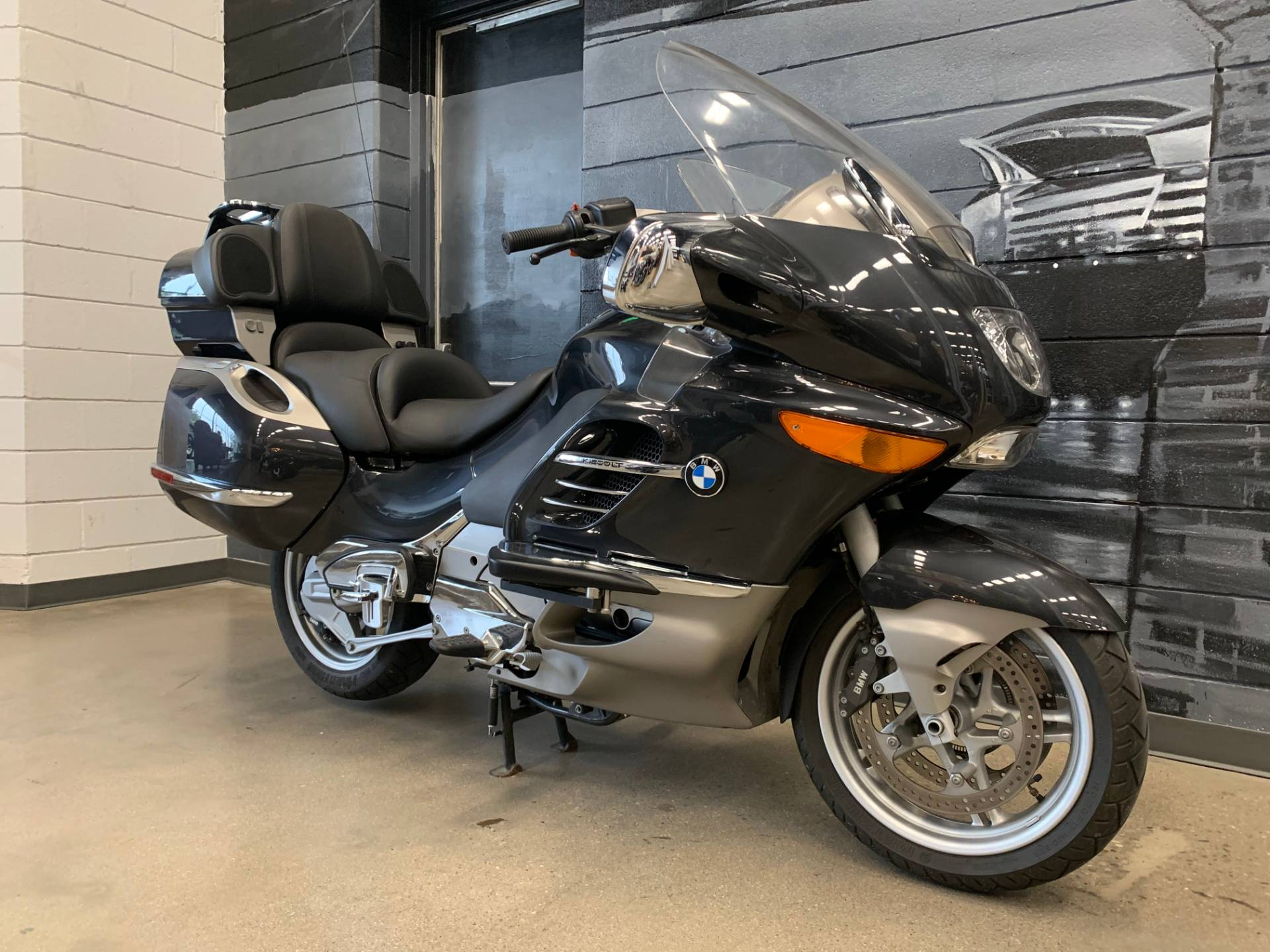 2005 BMW K 1200 LT in Middletown, Ohio - Photo 2