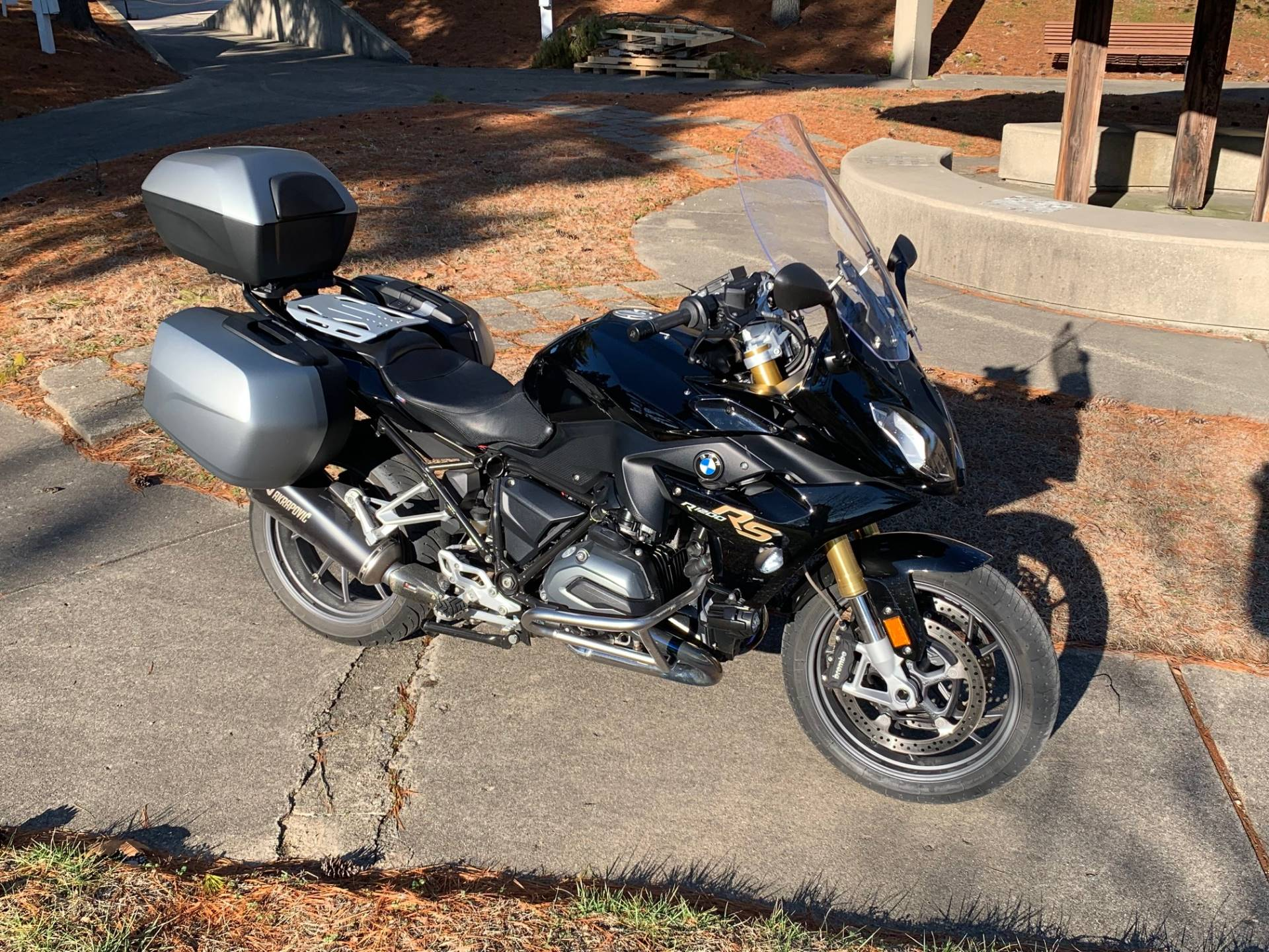 2018 BMW R 1200 RS in Middletown, Ohio - Photo 2