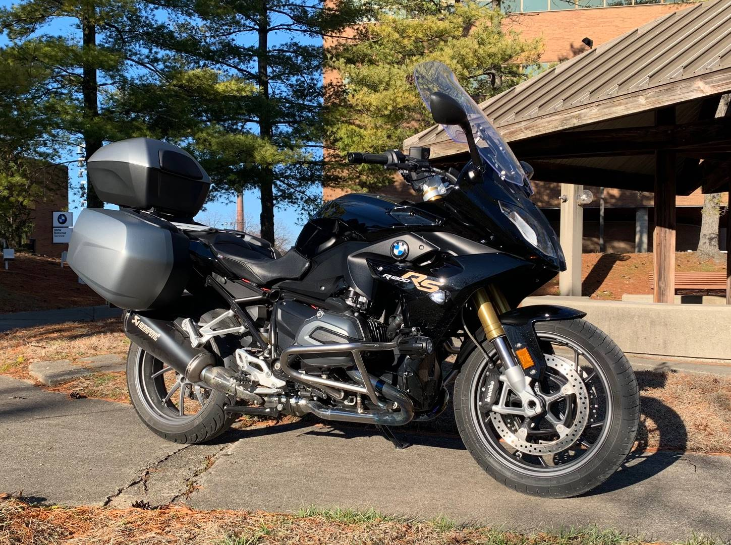 2018 BMW R 1200 RS in Middletown, Ohio - Photo 1