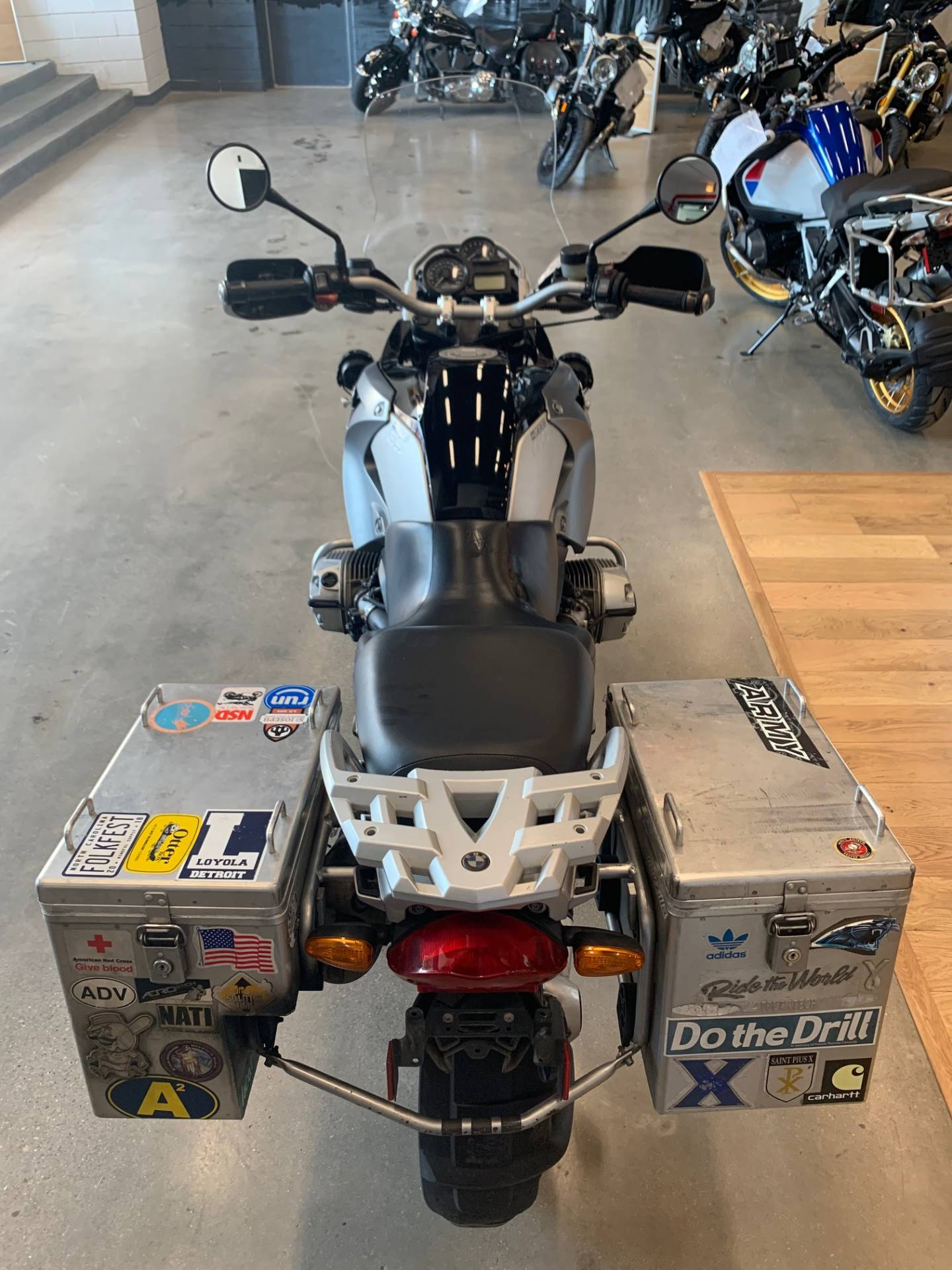 2007 BMW R 1200 GS in Middletown, Ohio - Photo 6