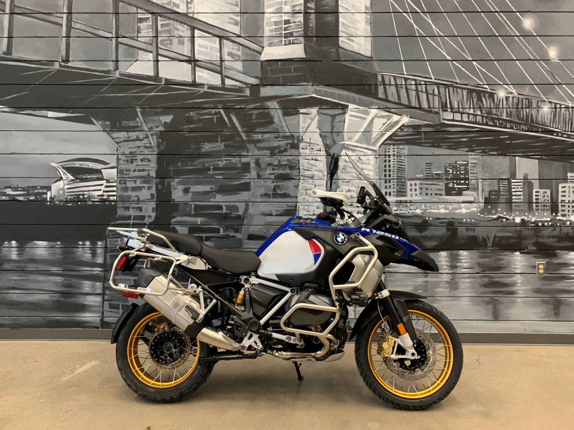 2020 BMW R 1250 GS Adventure in Middletown, Ohio - Photo 1