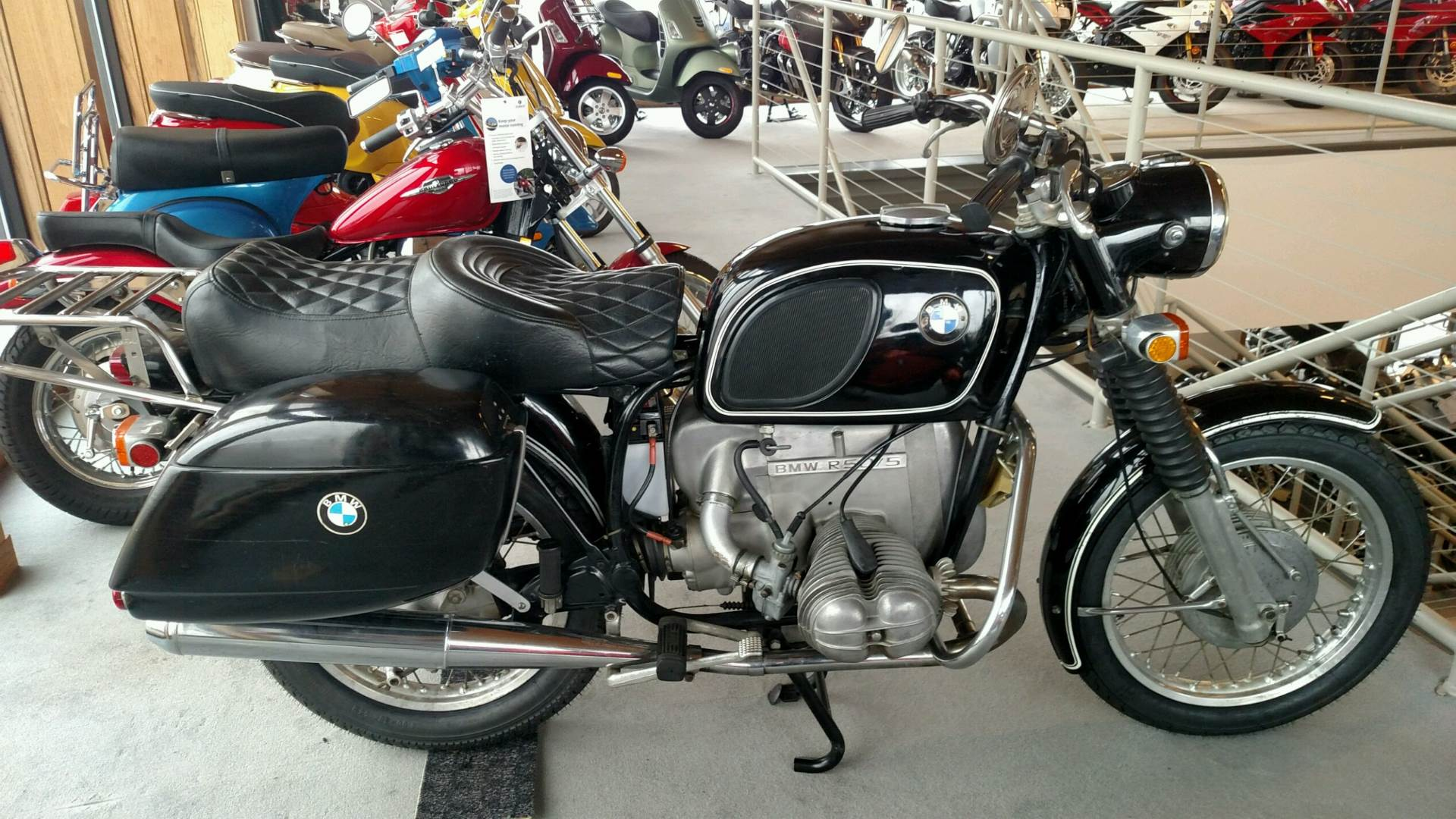 1971 BMW R50/5 in Columbus, Ohio