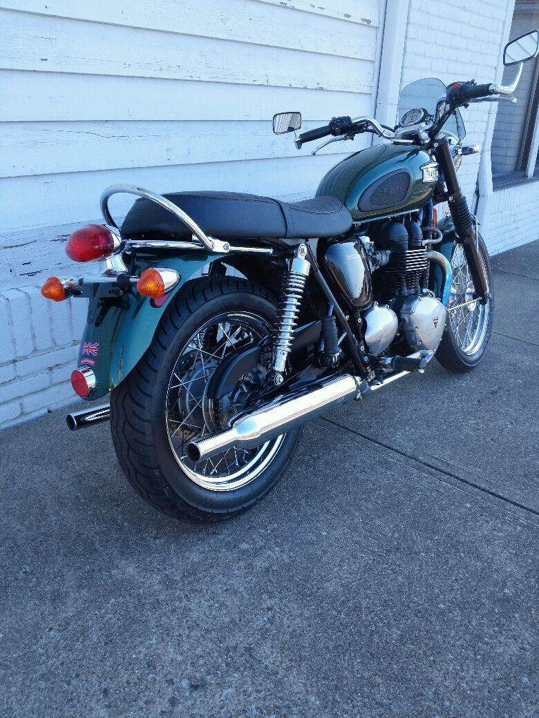 2007 Triumph Bonneville in Columbus, Ohio
