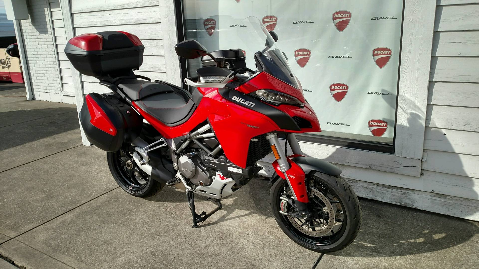 2018 Ducati Multistrada 1260 S Touring in Columbus, Ohio - Photo 3