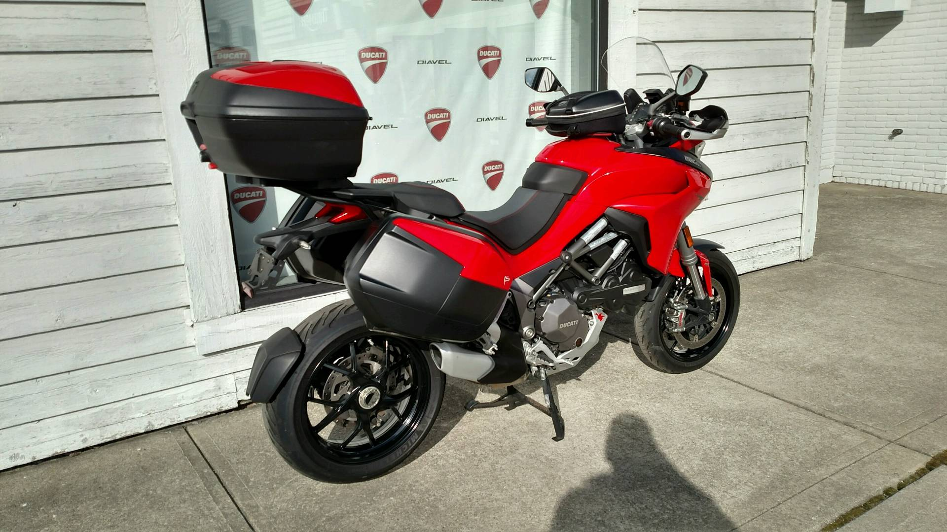 2018 Ducati Multistrada 1260 S Touring in Columbus, Ohio - Photo 4