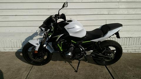 2017 Kawasaki Z650 in Columbus, Ohio - Photo 1