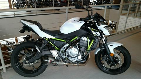 2017 Kawasaki Z650 in Columbus, Ohio - Photo 5