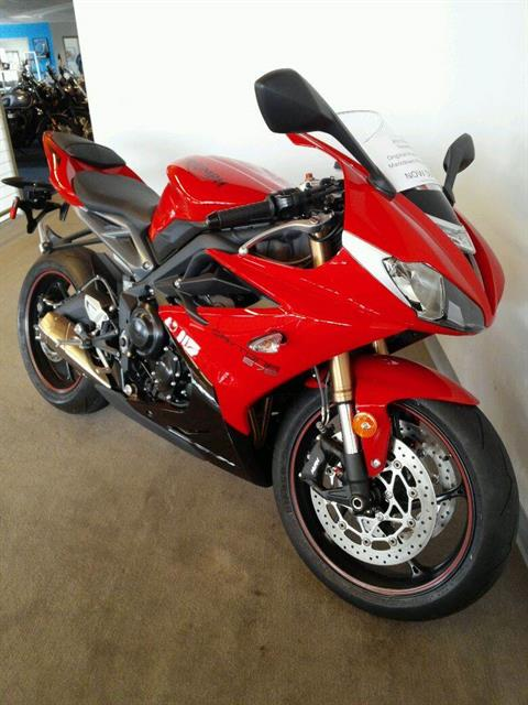 2015 Triumph Daytona 675 ABS in Columbus, Ohio