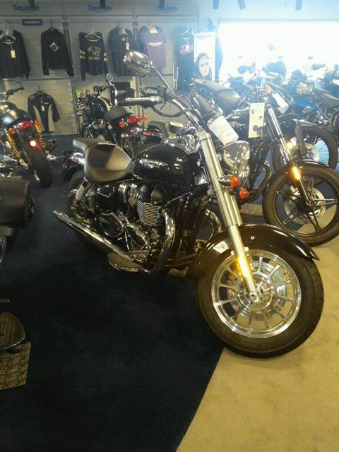 2016 Triumph America in Columbus, Ohio