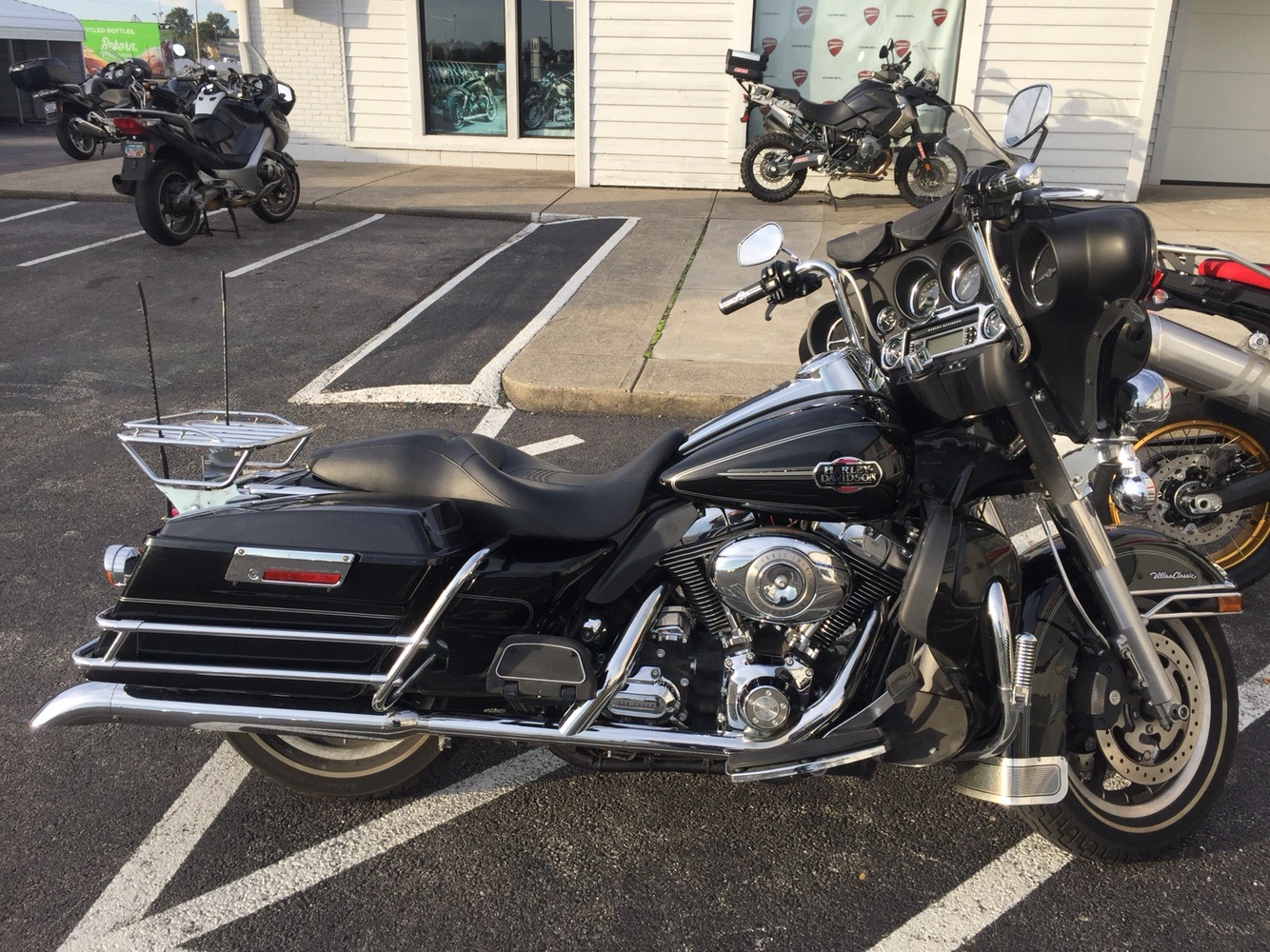 2008 Harley-Davidson Ultra Classic® Electra Glide® in Columbus, Ohio - Photo 4