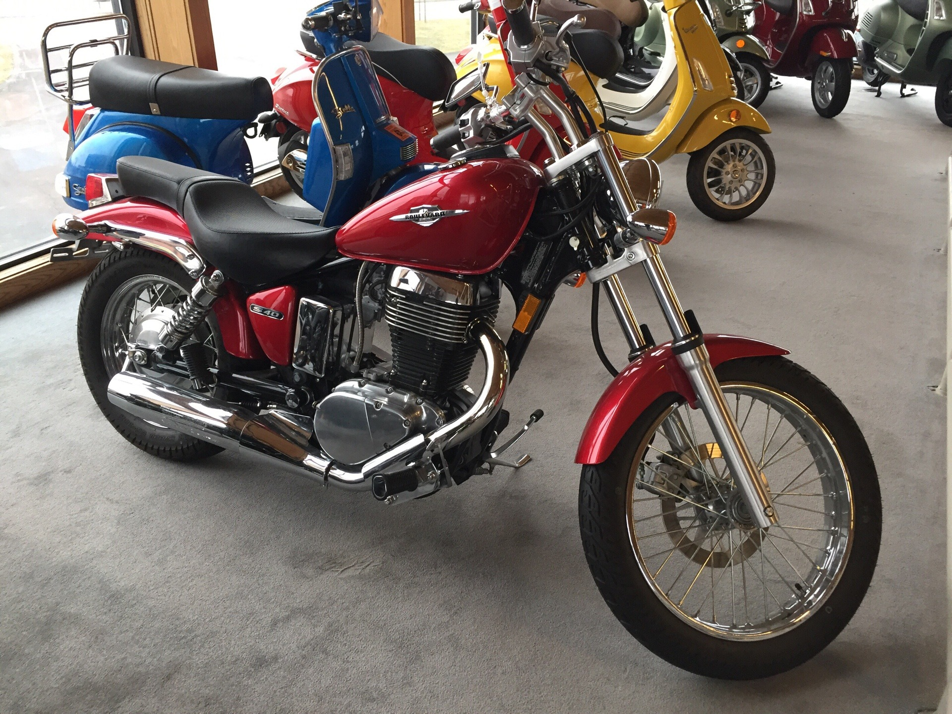 2015 Suzuki Boulevard S40 in Columbus, Ohio