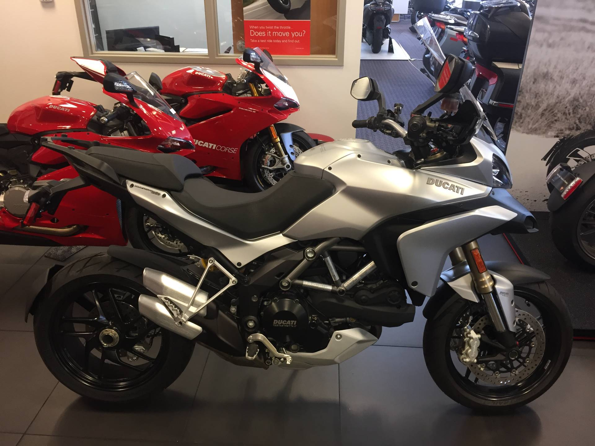2013 Ducati Multistrada 1200 in Columbus, Ohio