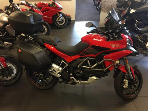 2014 Ducati Multistrada 1200 S Granturismo in Columbus, Ohio
