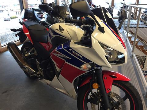 2015 Honda CBR®300RLF in Columbus, Ohio