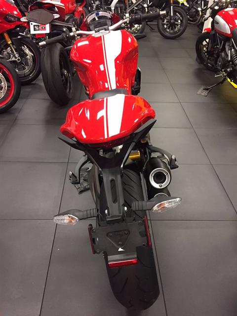 2015 Ducati Monster 1200 S Stripe in Columbus, Ohio