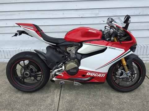 2012 Ducati 1199 Panigale S Tricolore in Columbus, Ohio