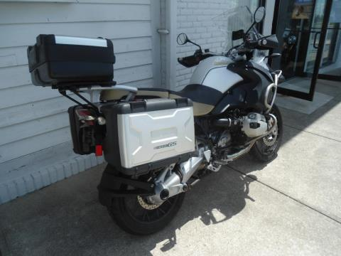 2012 BMW R 1200 GS Adventure in Columbus, Ohio