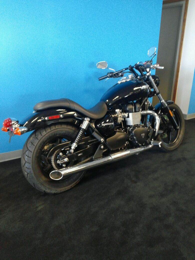 2015 Triumph Speedmaster in Columbus, Ohio