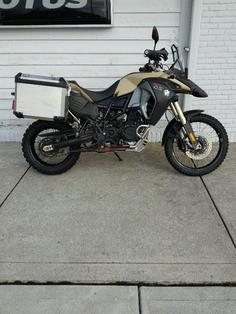 2014 BMW F 800 GS Adventure in Columbus, Ohio