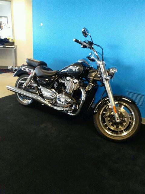 2015 Triumph Thunderbird Commander ABS in Columbus, Ohio