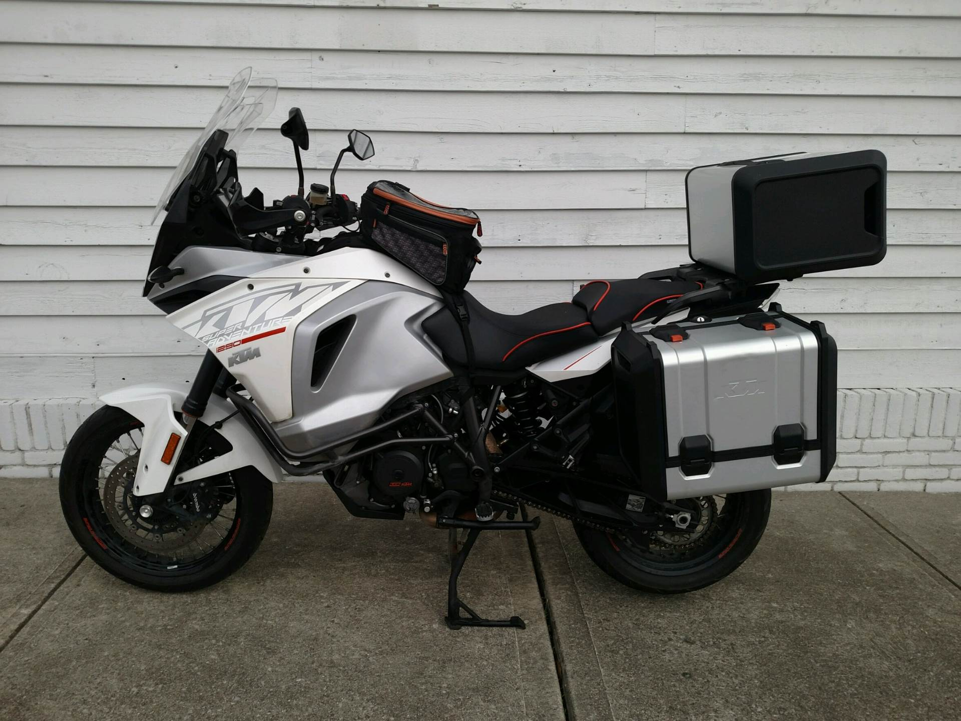 2015 KTM 1290 Super Adventure in Columbus, Ohio