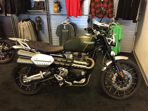 2019 Triumph Scrambler 1200 XC - Showcase in Columbus, Ohio - Photo 1