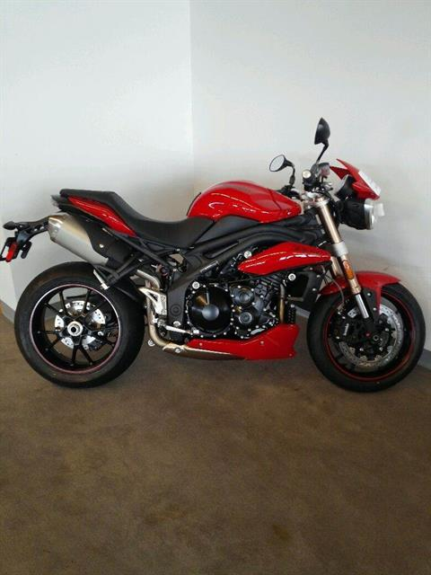 2015 Triumph Speed Triple ABS in Columbus, Ohio