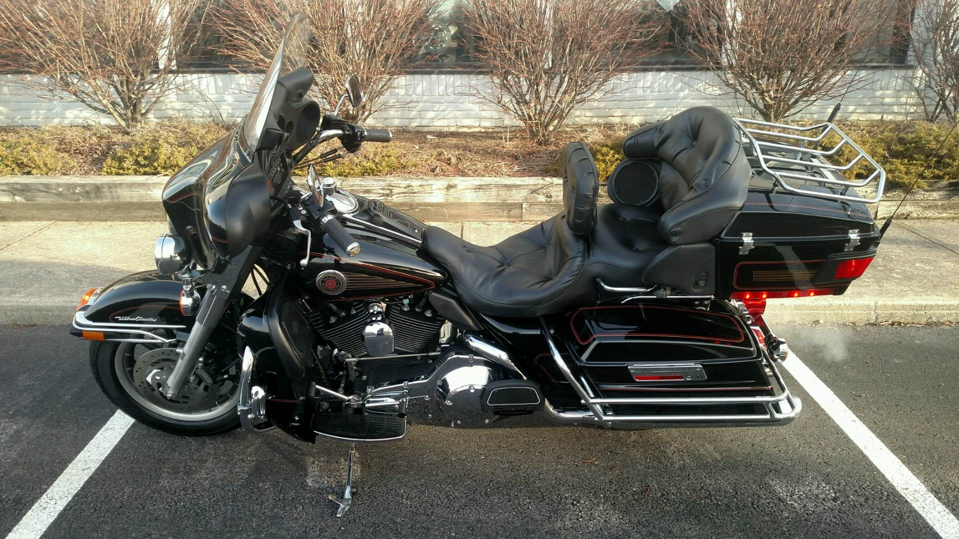 2002 Harley-Davidson Ultra Classic in Columbus, Ohio