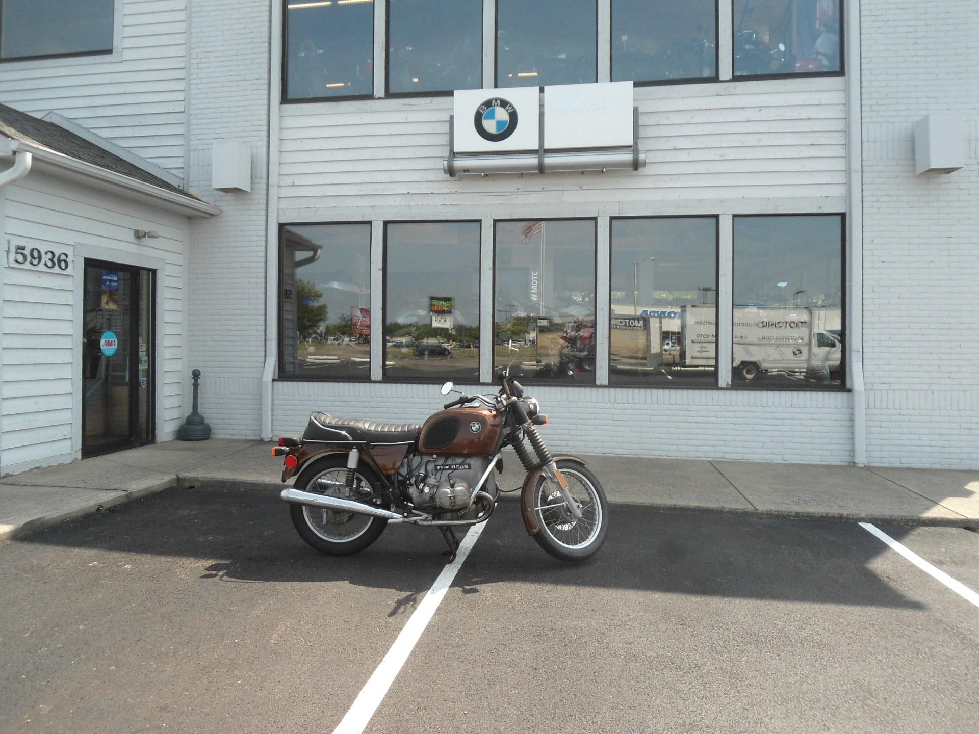 1976 BMW R 90/6 in Columbus, Ohio