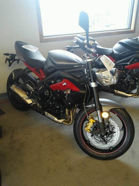 2016 Triumph Street Triple R ABS in Columbus, Ohio