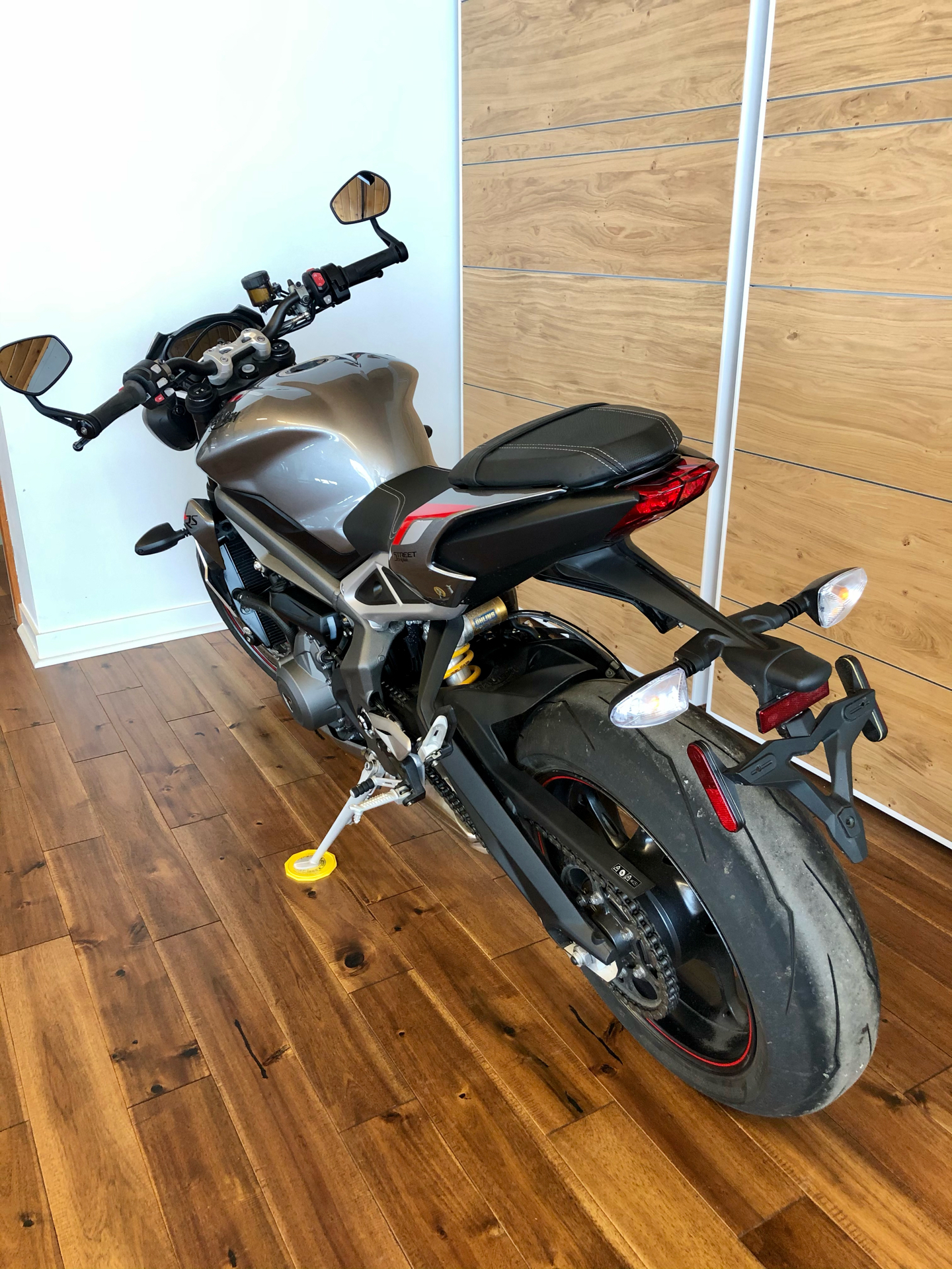 2020 Triumph Street Triple RS in Columbus, Ohio - Photo 4