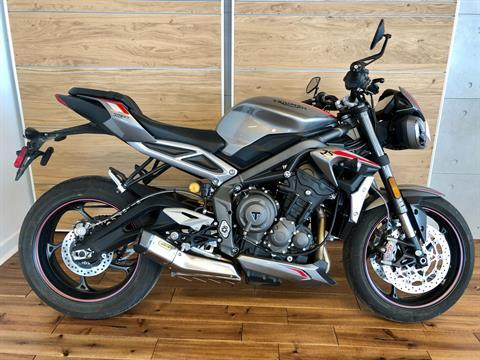2020 Triumph Street Triple RS in Columbus, Ohio - Photo 1
