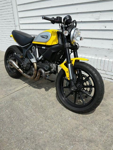 2015 Ducati Scrambler Icon in Columbus, Ohio