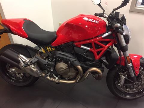 2015 Ducati Monster 821 in Columbus, Ohio