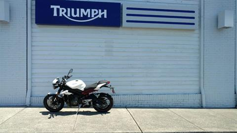 2018 Triumph Street Triple R in Columbus, Ohio