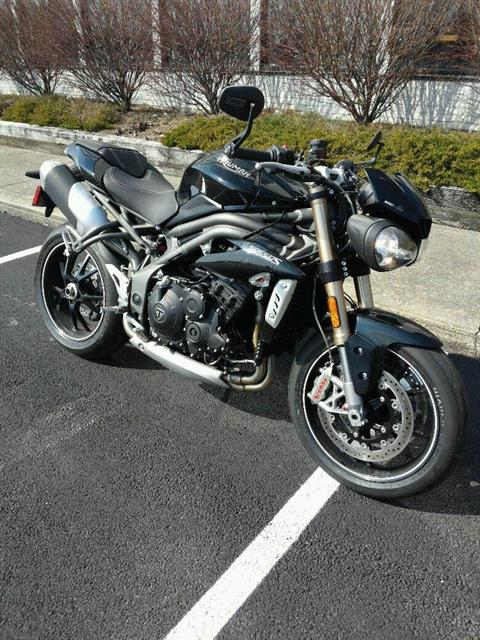 2016 Triumph Speed Triple S ABS in Columbus, Ohio