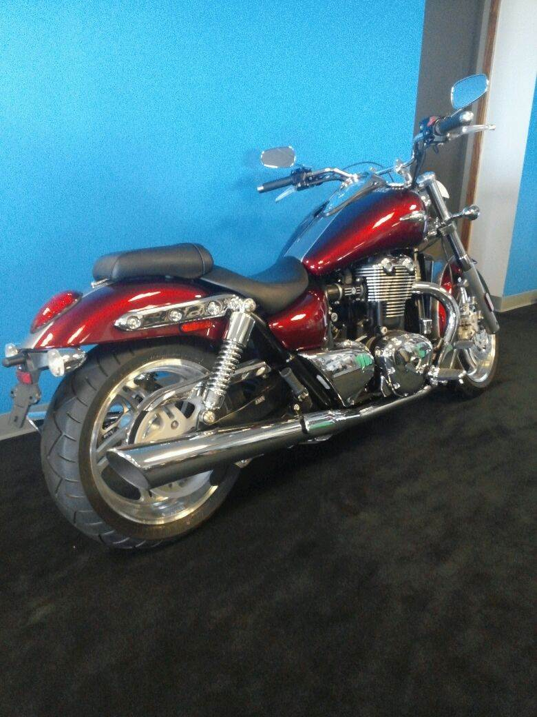 2014 Triumph Thunderbird ABS in Columbus, Ohio
