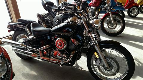 2013 Yamaha V Star 650 Custom in Columbus, Ohio