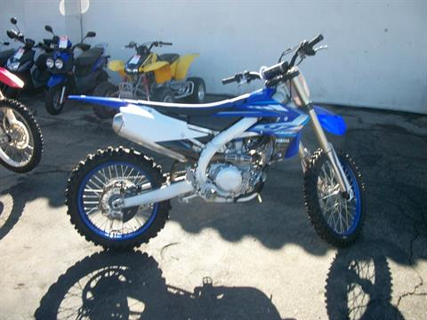 2019 Yamaha YZ450F in Simi Valley, California