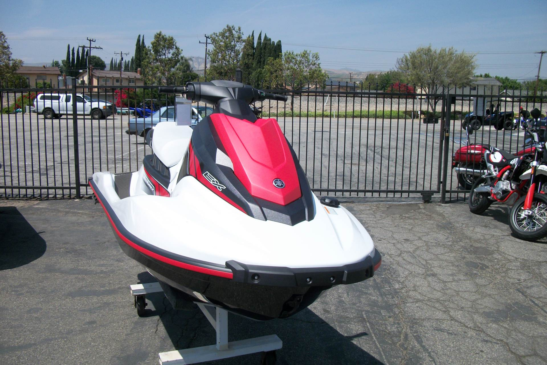 2019 Yamaha EX in Simi Valley, California - Photo 1