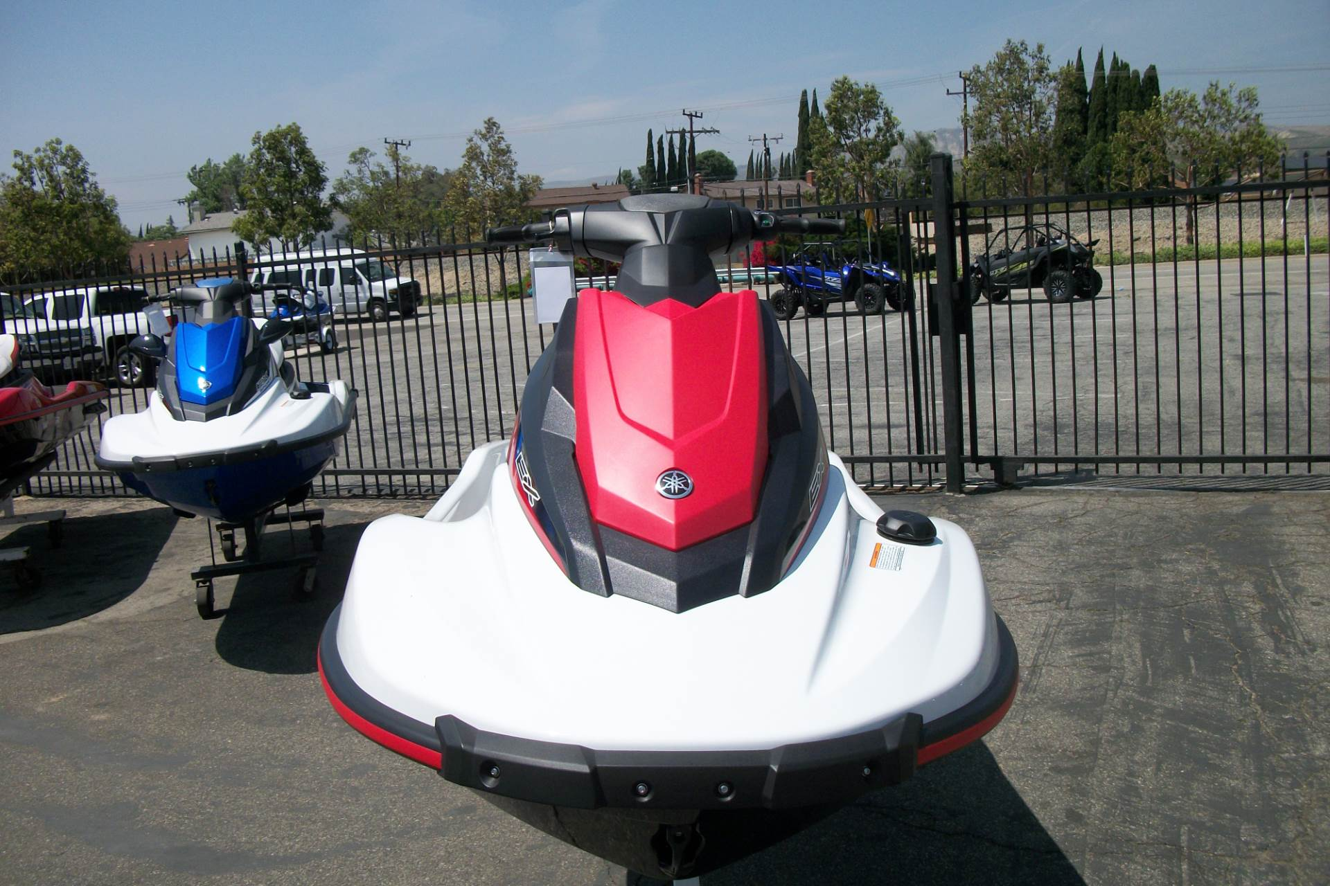 2019 Yamaha EX in Simi Valley, California - Photo 5