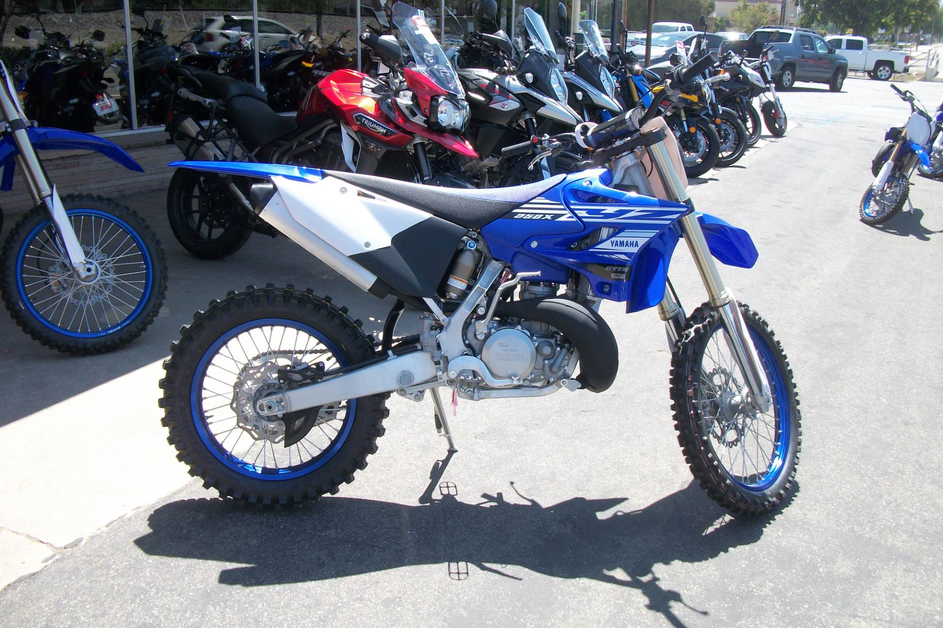 2019 Yamaha YZ250X in Simi Valley, California - Photo 1
