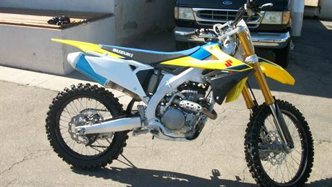 2020 Suzuki RM-Z250 in Simi Valley, California