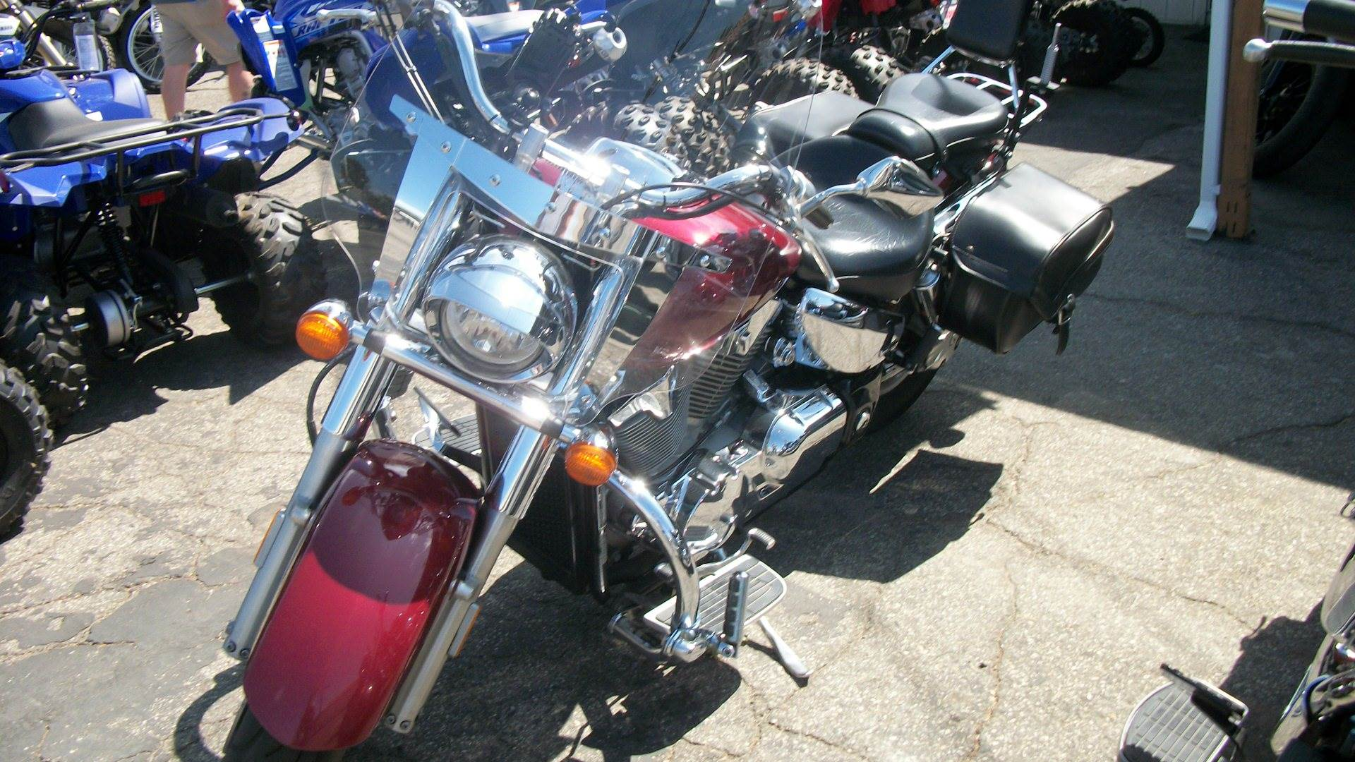 2009 Honda VTX®1300T in Simi Valley, California - Photo 4