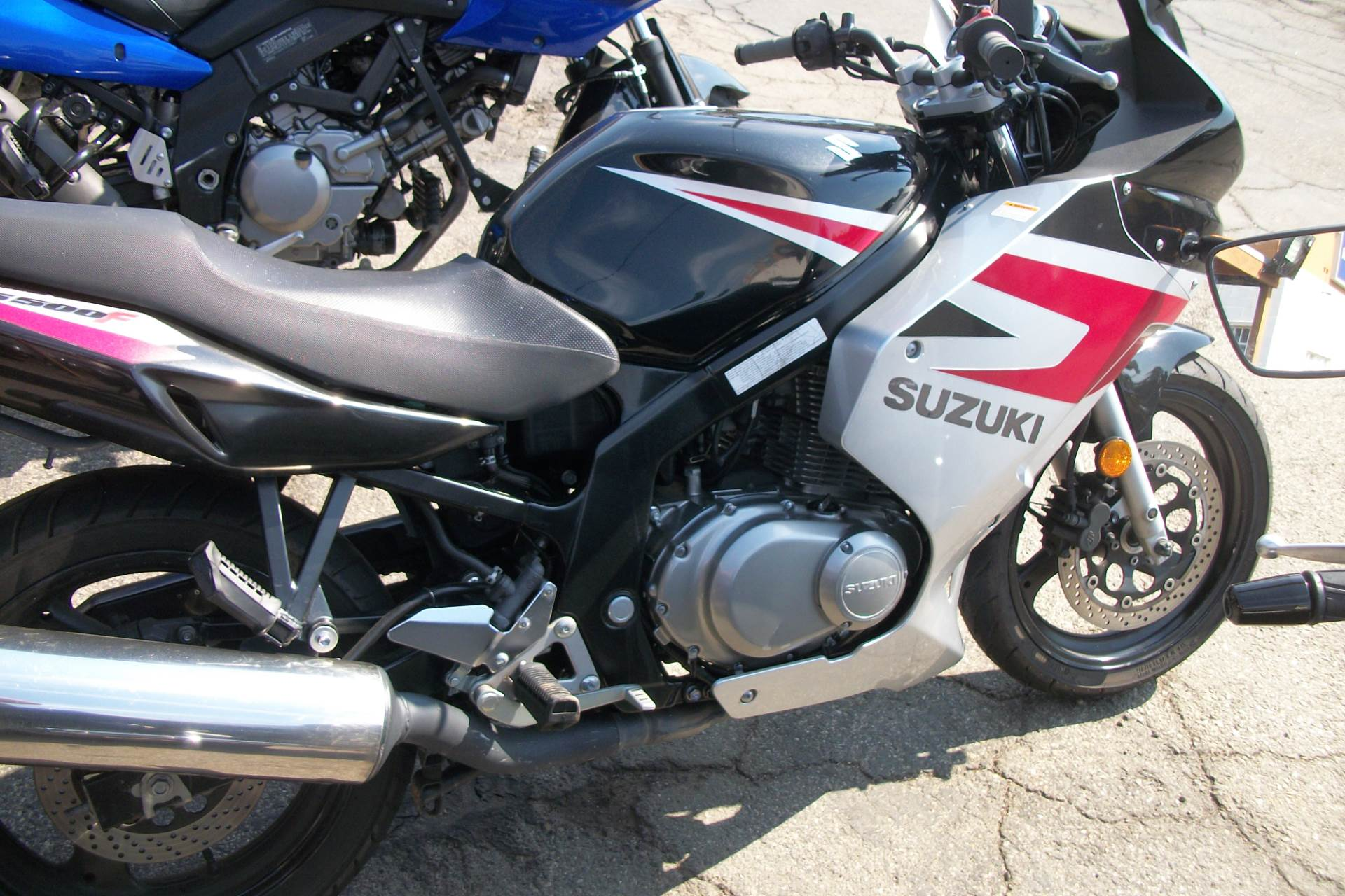 2005 Suzuki GS500F in Simi Valley, California