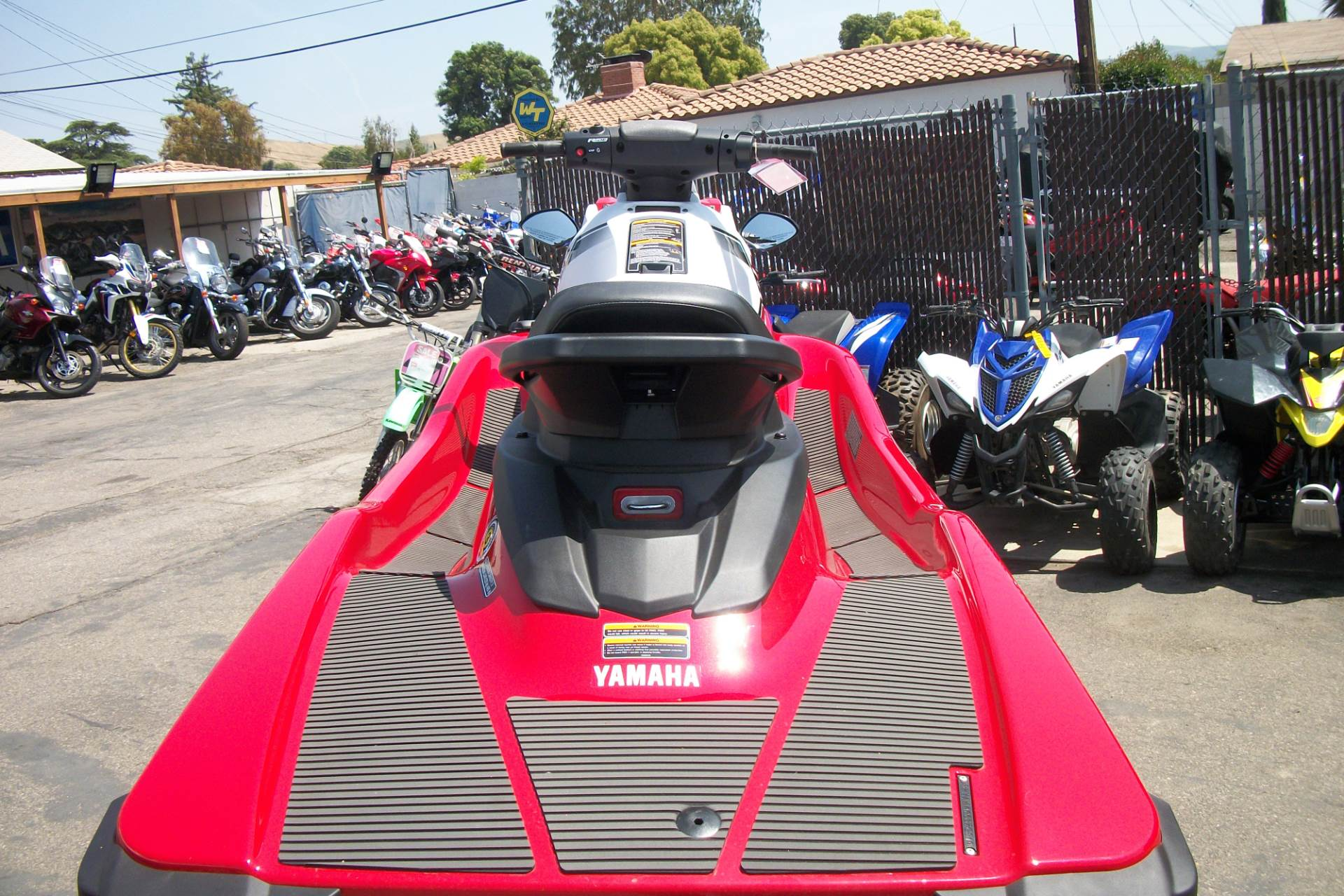 2019 Yamaha EX Deluxe in Simi Valley, California - Photo 4