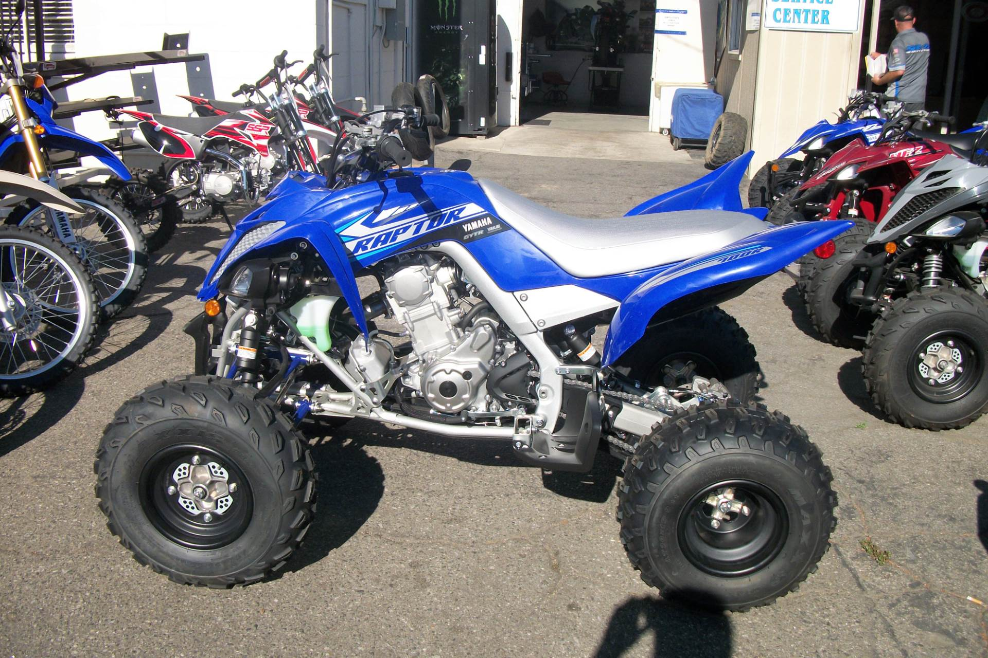 2020 Yamaha Raptor 700R in Simi Valley, California - Photo 1