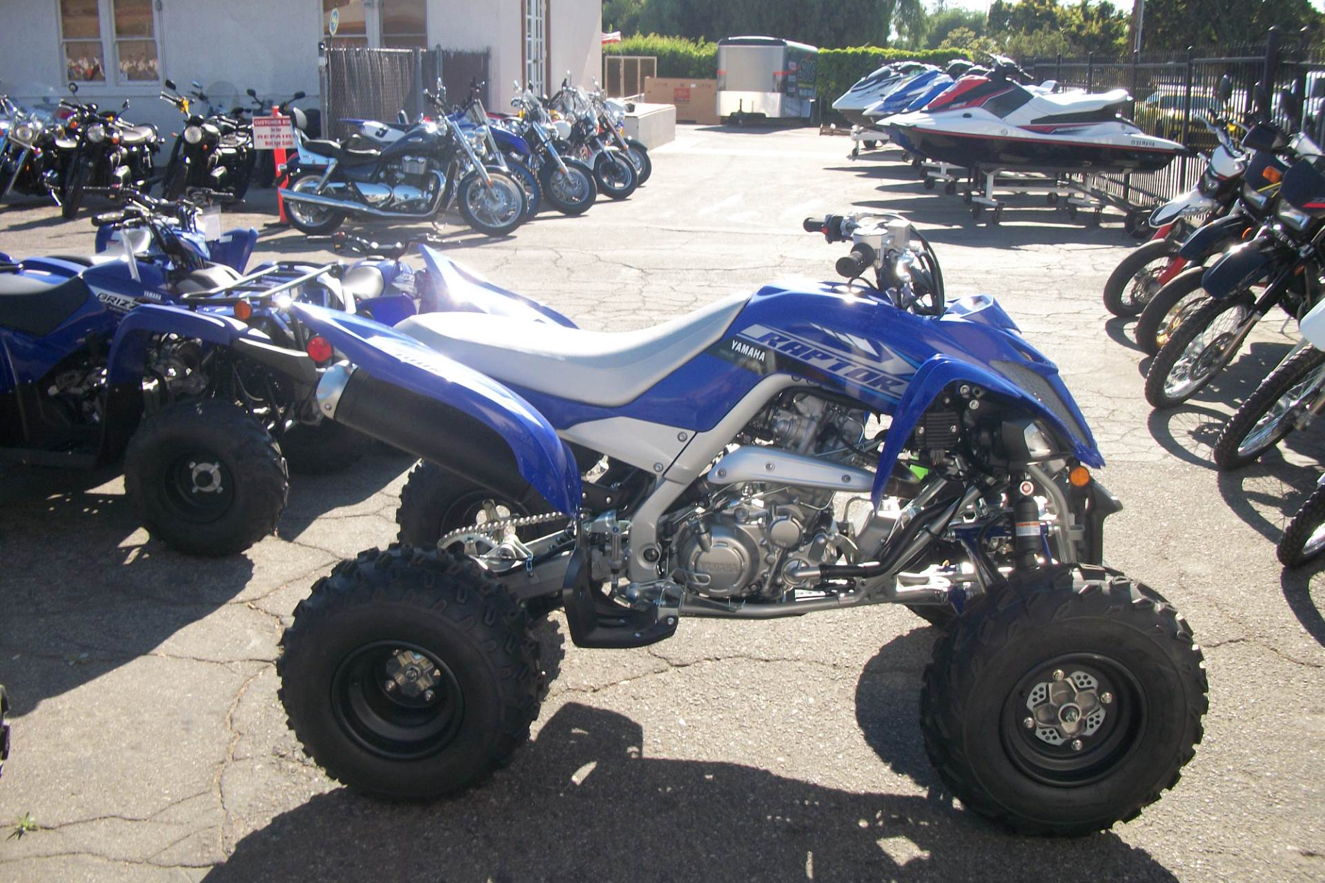 2020 Yamaha Raptor 700R in Simi Valley, California - Photo 2